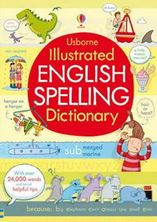 Picture of Illustrated English Spelling Dictionary