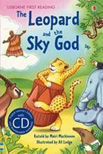 Εικόνα της The leopard and the Sky God (με CD)