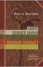 Εικόνα της Bronia, dernier amour de Raymond Radiguet