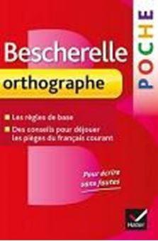 Picture of Bescherelle poche orthographe
