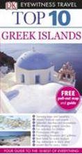 Εικόνα της DK Eyewitness top 10 Travel Guide: Greek Islands