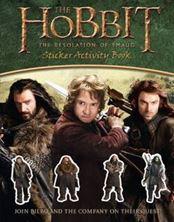 Εικόνα της The Hobbit - The Desolation of Smaug - Sticker Activity Book
