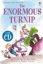 Εικόνα της The enormous turnip (με CD)
