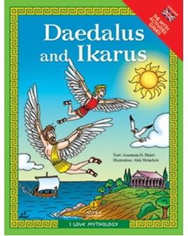 Picture of Daedalus and Ikarus