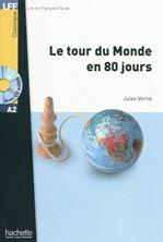 Image de Le tour du monde en 80 jours : niveau A2