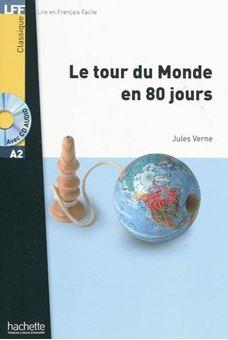 Picture of Le tour du monde en 80 jours : niveau A2