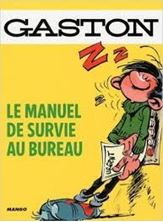 Picture of Gaston - Le Manuel de survie au bureau