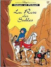 Εικόνα της Johan et Pirlouit Tome 17 : La rose des sables