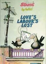 Picture of Love's labour's lost