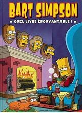 Picture of Bart Simpson, Volume 4, Quel livre épouvantable !
