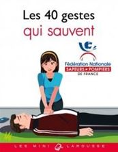 Picture of 40 gestes qui sauvent