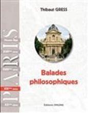 Εικόνα της Balades philosophiques : Paris XIXe siècle