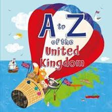 Image de A To Z of the United Kingdom