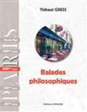 Εικόνα της Balades philosophiques : Paris, XVIIIe siècle