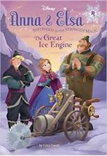 Picture of Anna & Elsa #4: The Great Ice Engine (Disney Frozen)