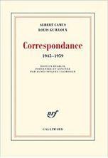 Picture of Albert Camus - Louis Guilloux Correspondance : 1945-1959