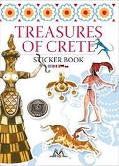 Treasures of Crete: Sticker Book