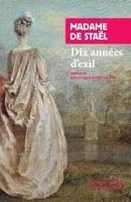 Picture of Dix années d'exil