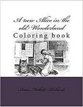 Picture of A New Alice in the Old Wonderland: Coloring Book