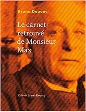 Picture of Le carnet retrouvé de monsieur Max