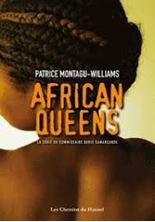 Picture of African queens : La série du commissaire Boris Samarcande