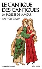 Picture of Le cantique des cantiques : la sagesse de l'amour