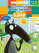 Εικόνα της Je rentre en petite section avec Loup : de la TPS à la PS