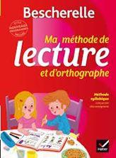 Picture of Ma méthode de lecture et d'orthographe