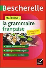 Image de Maîtriser la grammaire francaise
