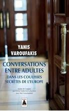 Picture of Conversations entre adultes : dans les coulisses secrètes de l'Europe