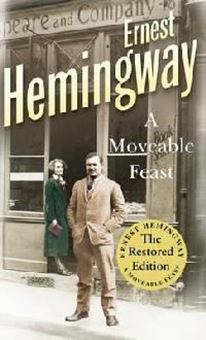 Picture of A Moveable Feast : The Restored Edition