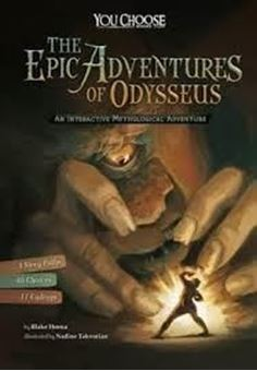 The Epic Adventures of Odysseus : An Interactive Mythological Adventure
