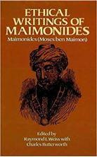 Εικόνα της Ethical Writings of Maimonides