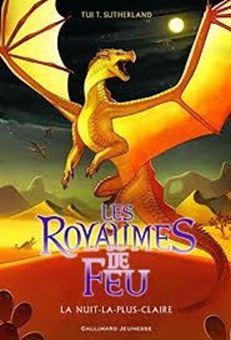 Les royaumes de feu . Volume 5 - La nuit-la-plus-claire