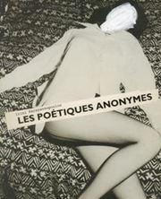 Εικόνα της Les Poetiques Anonymes