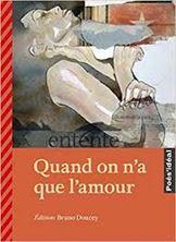 Εικόνα της Quand on n'a que l'amour