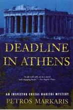Picture of Deadline in Athens: An Inspector Costas Haritos Mystery