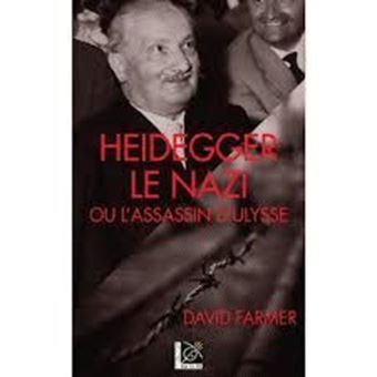 Heidegger le nazi ou l'assassin d'Ulysse