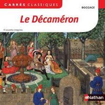 Le Décaméron : 4 nouvelles intégrales : XIVe siècle
