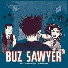 Picture of Buz Sawyer Vol. 2: Sultry's Tiger