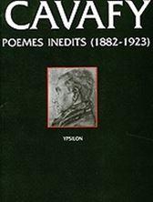 Image de Cavafy Poemes inedits (1882-1923) (edition bilingue)