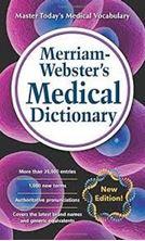 Εικόνα της Merriam-Webster's Medical Dictionary