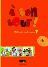 Picture of A ton tour 1 Methode de Francais (A1)