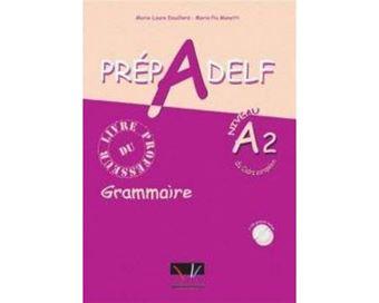 Prepadelf niveau B2 oral Livre du professeur +cd