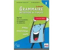 Εικόνα της Grammaire méthodique du français 1 - Livre de l'élève - DELF A1