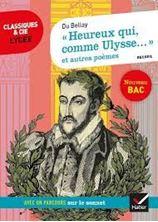 """Εικόνα της """"Heureux qui, comme Ulysse..."""" et autres poèmes - Avec un parcours sur le sonnet -"""