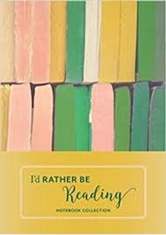 Picture of I'd Rather Be Reading Notebook Collection