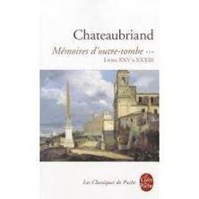 Picture of Mémoires d'outre-tombe Tome 3 : Livres 25 à 33 - Poche