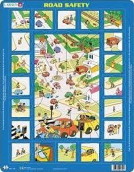 Κυκλοφοριακή Αγωγή - Puzzle