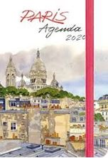 Picture of Agenda Paris - Petit format